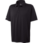 Clearance Men's Dry Excel Textured Stripe Polo