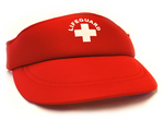 Visor with Lifeguard Logo