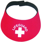 Lifeguard Neoprene Visor