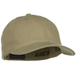 Flex Fit Garment Washed Khaki Hat