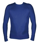 Long Sleeve Lycra Rash Guard- Navy