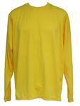 Yellow Long Sleeve High-Tech DryGuard Shirt