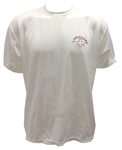 811-S- White Short Sleeve High-Tech DryGuard Shirt with Lifeguard Embroidery