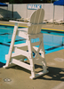 Recycled Plastic Lifeguard Chair-in-Two-Boxes