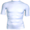 Performance Short Sleeve Lycra Rash Guard