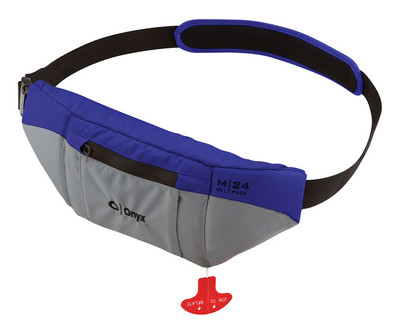 Inflatable Belt Pack PFD