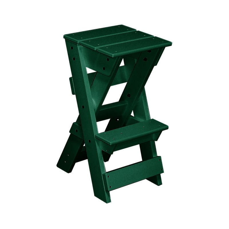 Recycled Plastic Stool : z302x green from www.watersafety.com size 800 x 800 jpeg 28kB