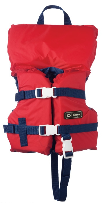 Infant Nylon Life Jacket Case Of 6