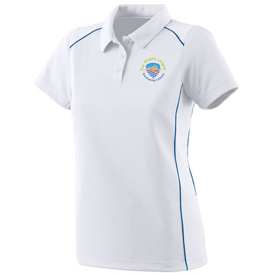 WLSL Ladies' Moisture Wicking Sport Polo