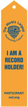 WLSL Record Holder Ribbon (25 pk)