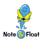 Note & Float Temporary Tattoo (100 PK)