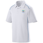 WLSL Men's Moisture Wicking Sport Polo