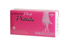 Pink Nitrile Gloves Box of 200