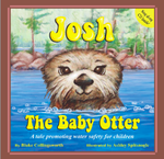 Josh The Baby Otter paperback