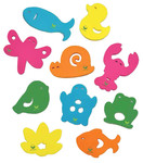 Pond Friends Water Toy 10pk