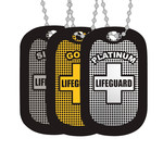Incentive Lifeguard Dog Tag
