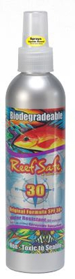 Reef Safe® Eco-Friendly Biodegradable Sprayable Suncreen SPF 30+