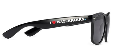 I Heart Waterparks Polarized Guard Sunglasses