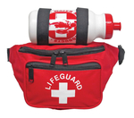 Lifeguard Fanny Pack with Top Straps