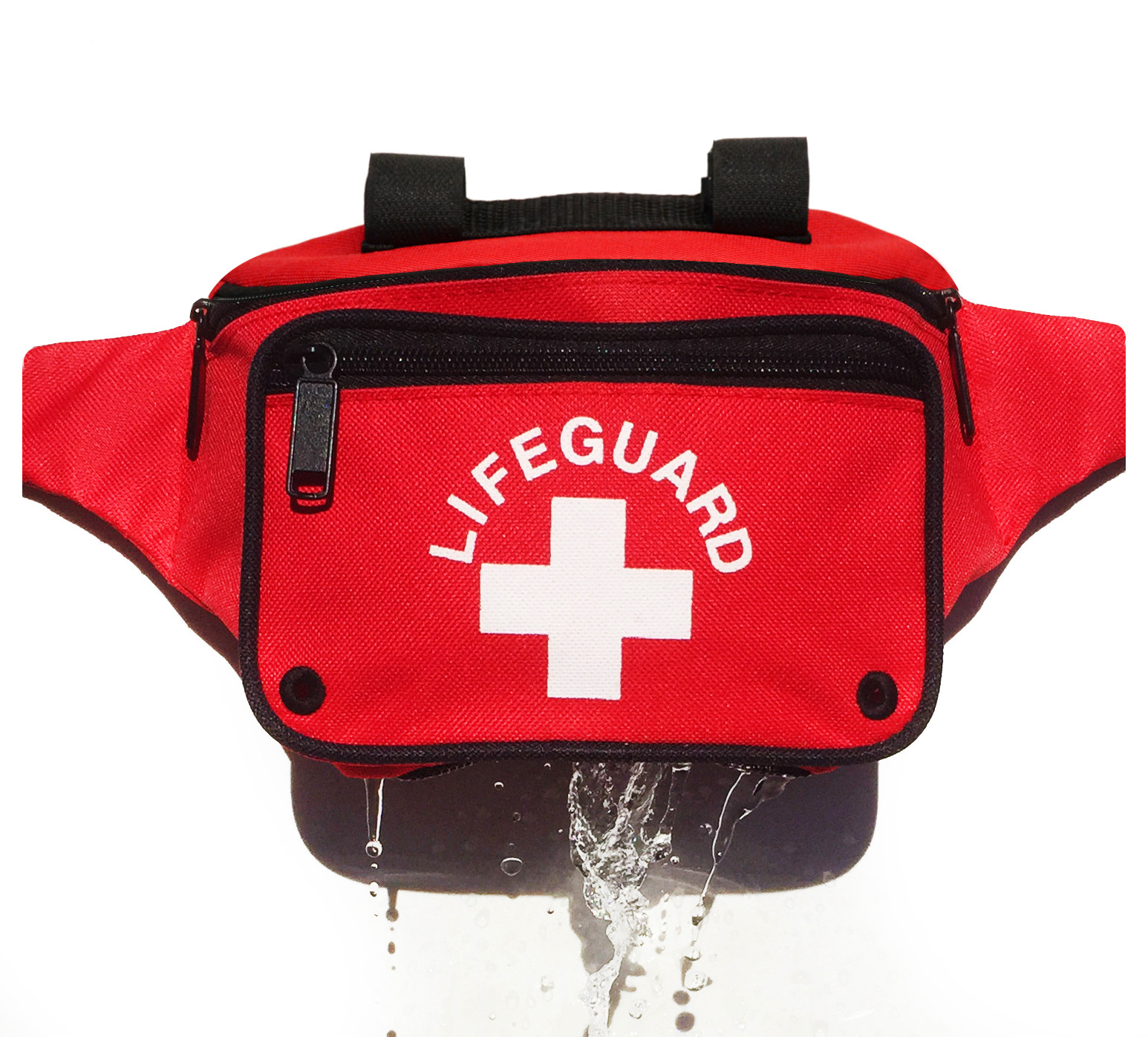 Draineasy 174 Lifeguard Fanny Pack Lifeguard Hip Pack