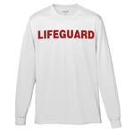 Lifeguard Long Sleeve Tech Shirt