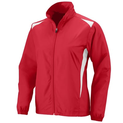 Red Women's Premier Jacket