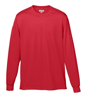 350LS Moisture Wicking Long Sleeve T-shirt