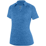 Clearance Ladies Intensity Heather Polo