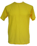 Yellow Short Sleeve High-Tech DryGuard Shirt