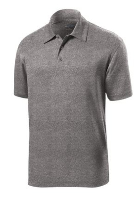 Clearance Men's Contender Polo Grey