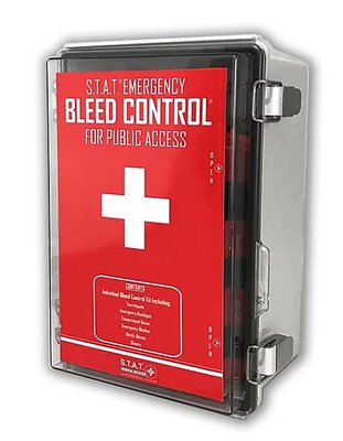 STAT Public Access Bleeding Control Station (2)