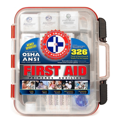 50 Person OSHA Aquatics First Aid Center