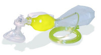 The Bag II - Pediatric Disposable Resuscitator (BVM)