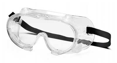 Protective Safety Goggles with vents