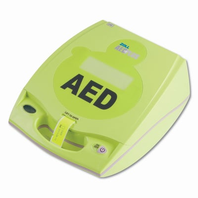 ZOLL AED Plus Defibrillator with Medical Prescription