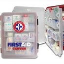 First Aid & Biohazard Response Kits
