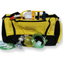 Trauma Bag, Manual Suction & Bag Valve Masks (BVM)