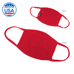 Made In USA 4-PLY Cotton Washable Face Masks