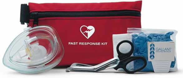 Cpr Aed Fast Response Kit