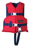 "Child Nylon Life Jacket 20""-25"" (Case of 6)"