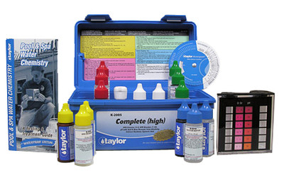 K-2005 Taylor 2005 Complete Test Kit