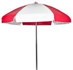 6 1/2' Heavy Duty Vinyl Lifeguard Umbrella