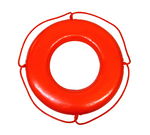 "U.S. Coast Guard Approved 24"" Buoy"