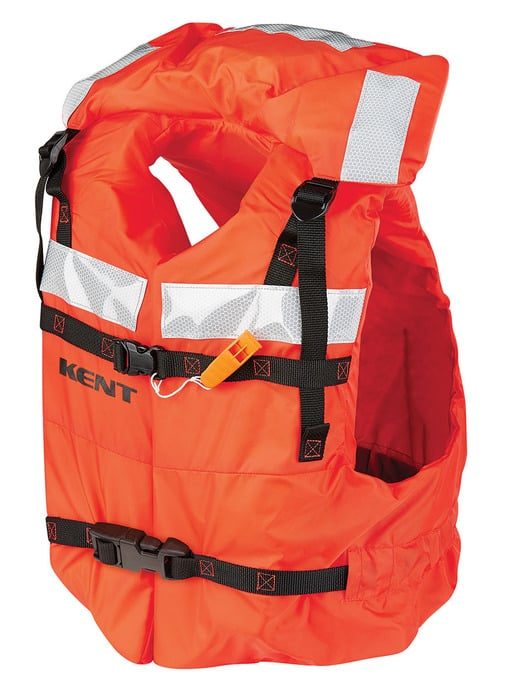 Type I Commercial Offshore Adult Life Jacket Case Of 5