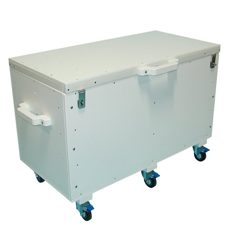 Tailwind Recycled Plastic Storage Box 4 Foot