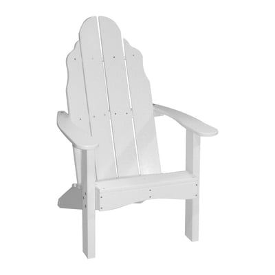 Recycled Plastic Traditional Adirondack Chair