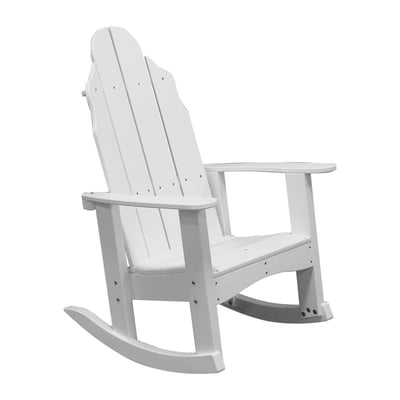 Recycled Plastic Traditional Rocker