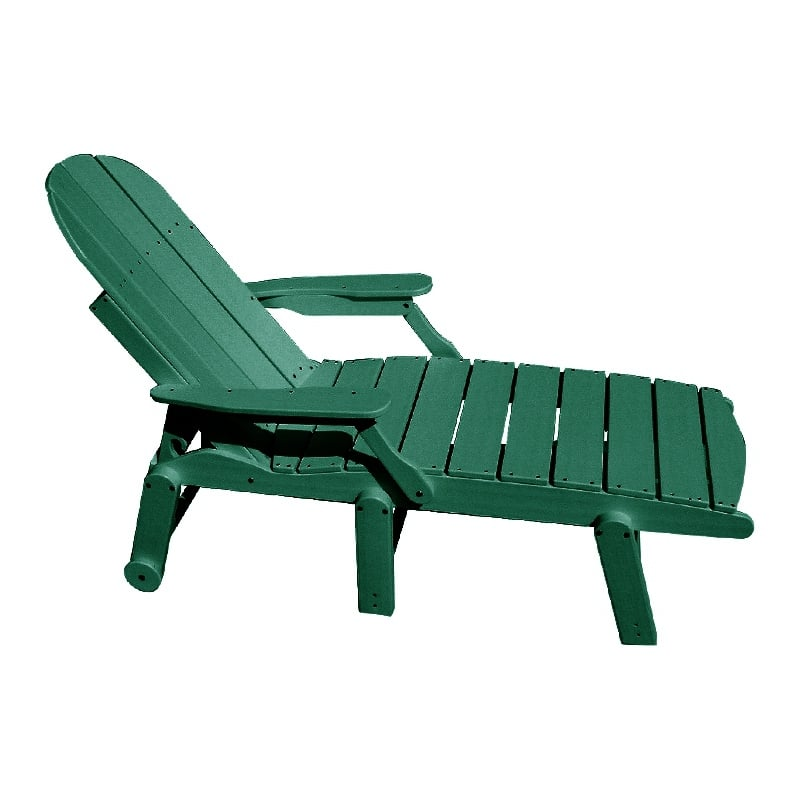 Recycled Plastic Chaise Lounge -with arms  sc 1 st  Water Safety Products : plastic chaise lounge - Sectionals, Sofas & Couches