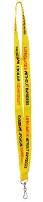 Lifeguards Without Borders Lanyard