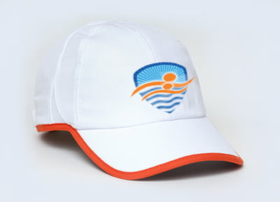World's Largest Swimming Lesson Lightweight Cap